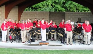 Cincinnati Brass Band 2016 Union Twp Concert
