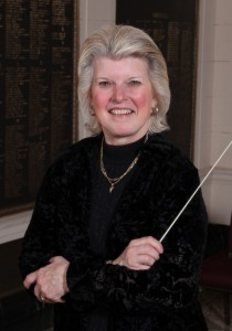 Anita Cocker Hunt, Director, Cincinnati Brass Band
